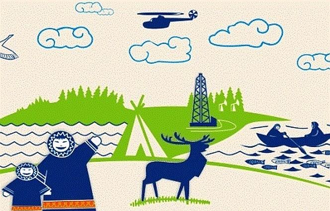 Хмао окружной конкурс рисунков